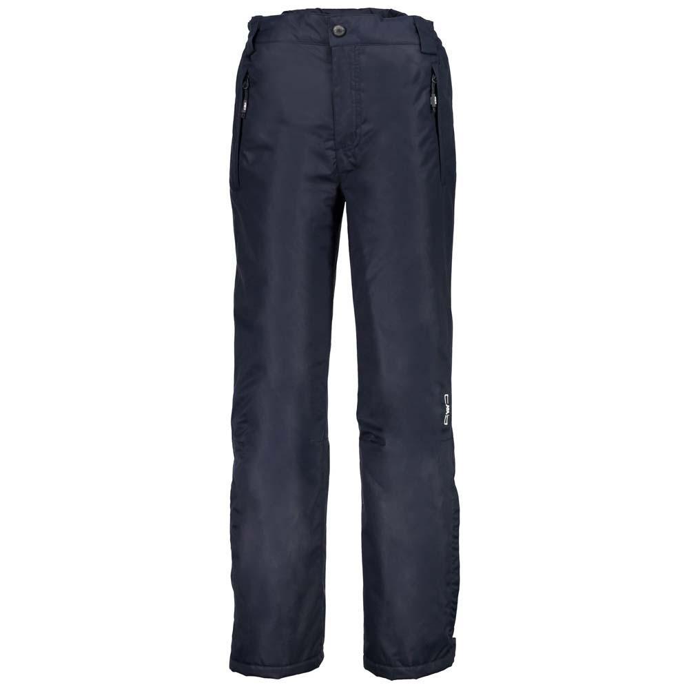 cmp-kid-salopette-5-years-black-blue