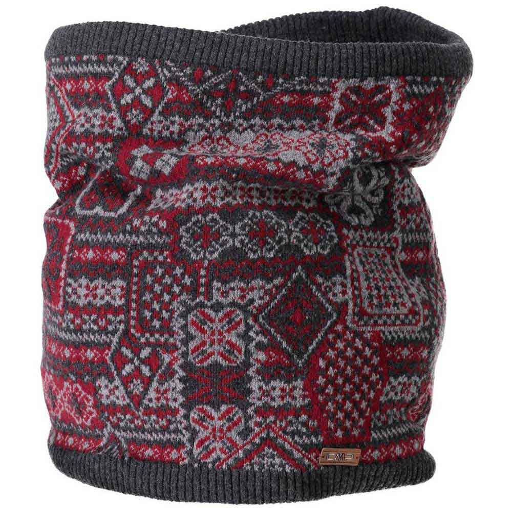 Cmp Knitted Neckwarmer One Size Porto