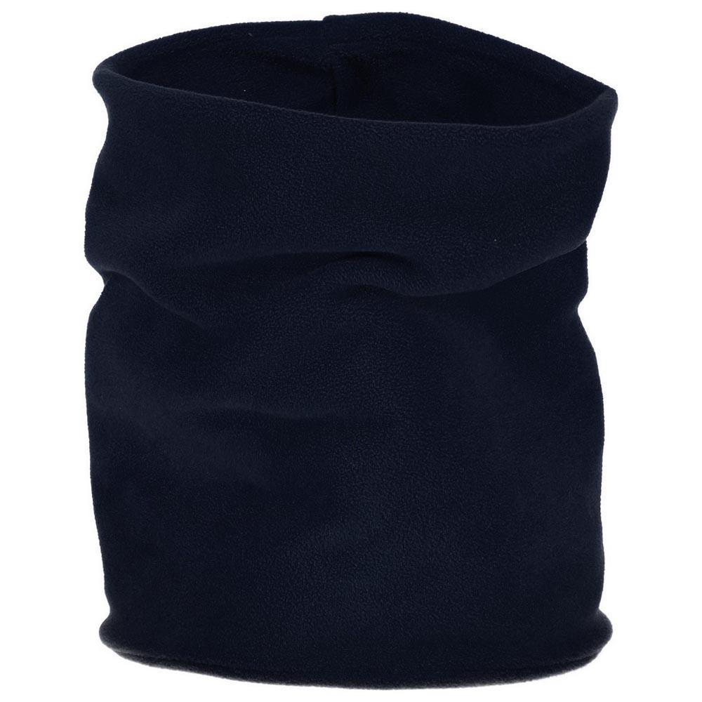 Cmp Fleece Neckwarmer One Size Black Blue