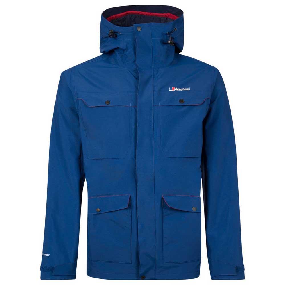 Berghaus Otago Blue Blue Blue / Blue , Vestes Berghaus , montagne , VêteHommes ts Homme 95de03