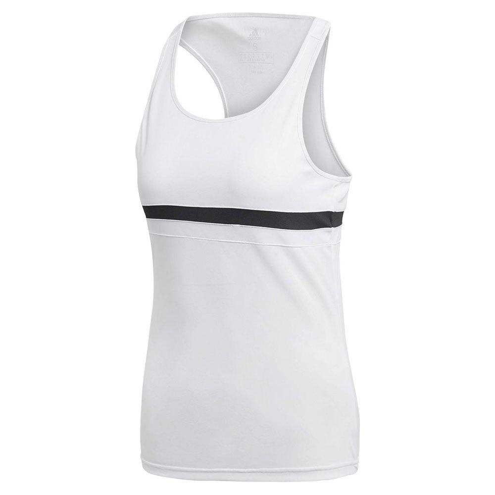 Adidas Club Tank L White
