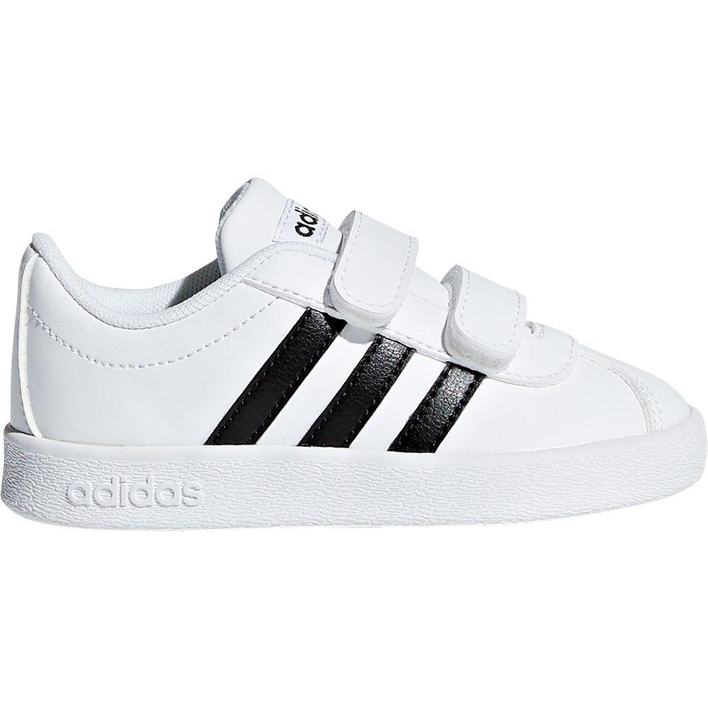 Adidas Vl Court 2.0 Cmf I EU 23 Ftwr White / Core Black / Ftwr White