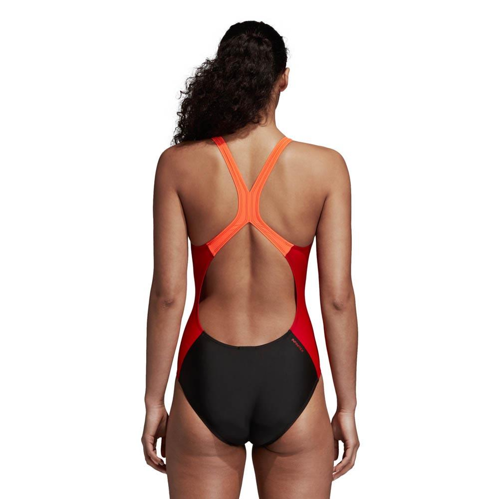 36f8193e51 Adidas Infinitex Fitness Training Color Block 3 Stripes Black ...