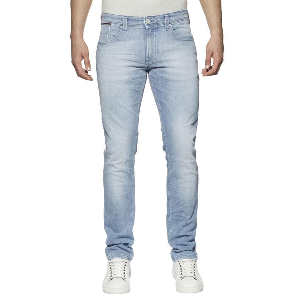 Tommy Hilfiger Tapered Ronnie 31 Berry Light Blue Comfort