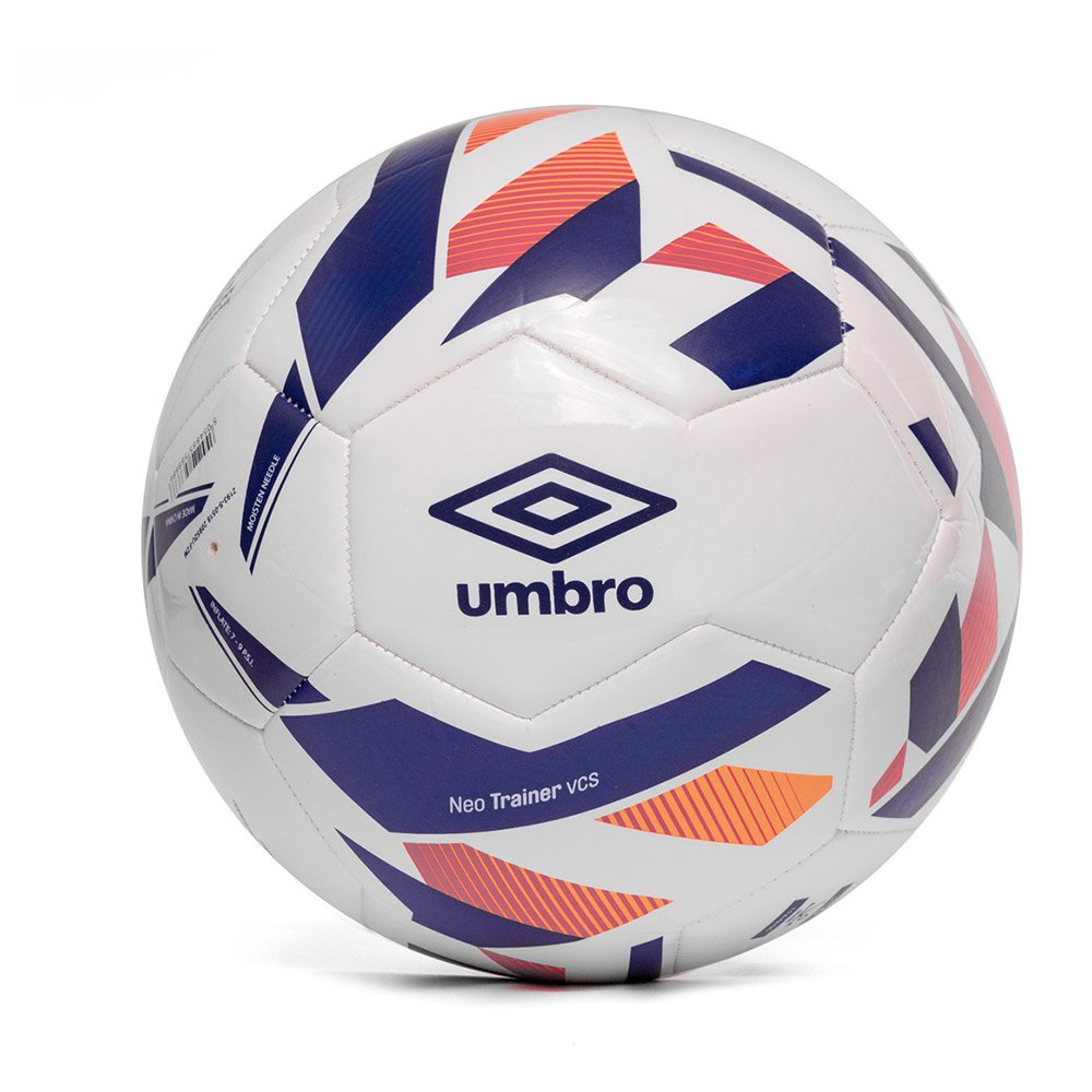 Umbro Ballon Football Neo Trainer 5 White / Black / Yellow / Orange