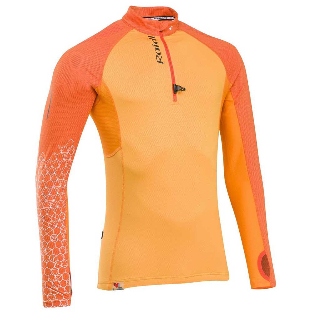 Raidlight Performer Top L/s S Orange / Pimiento