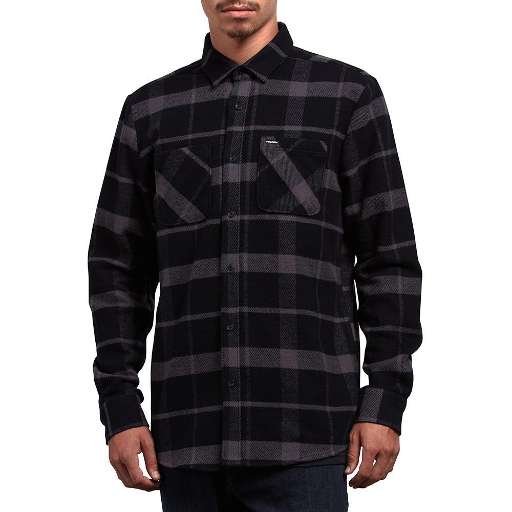 Volcom Shader L/s XS Black