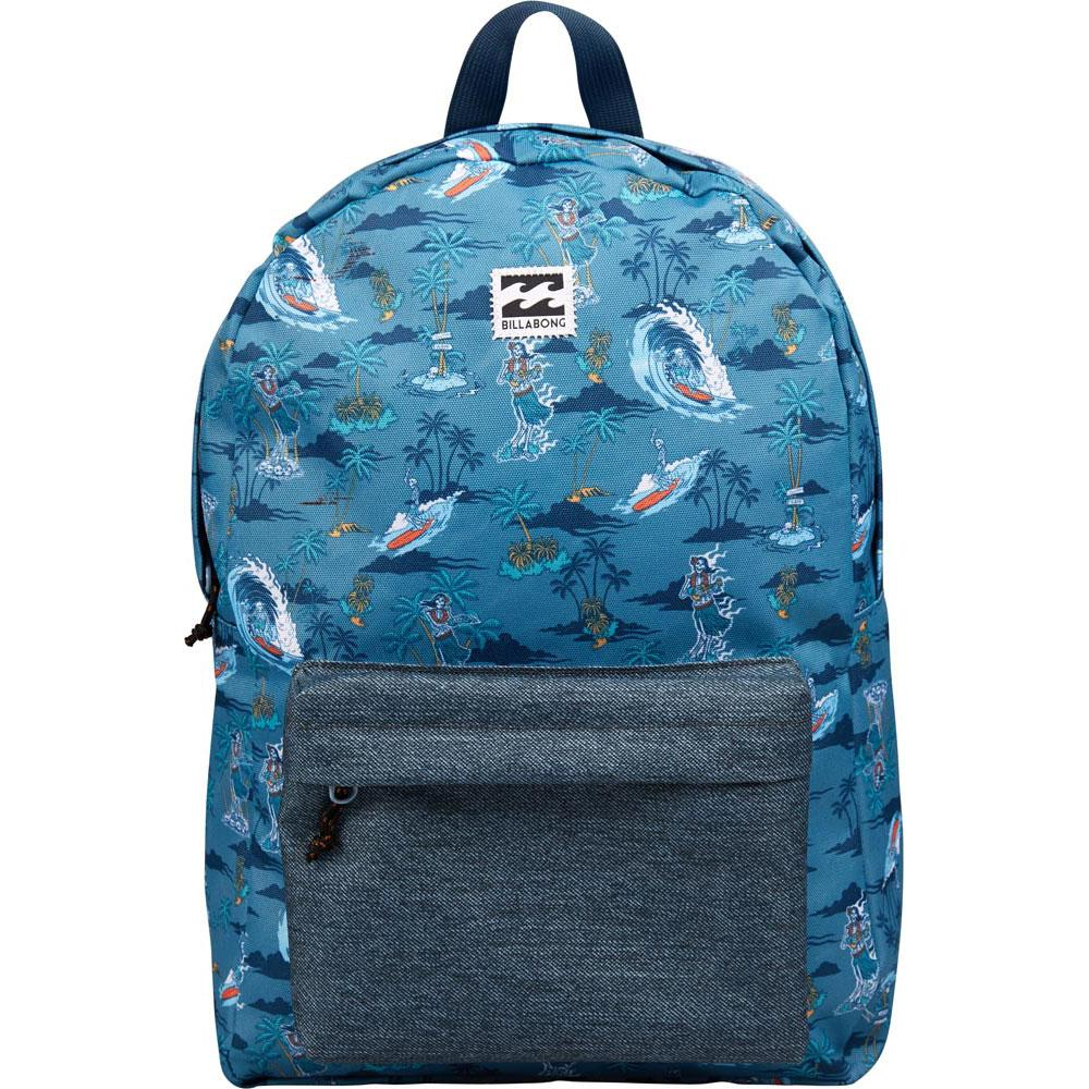46a0040e223a8 Billabong Allday 22l Backpack - Navy - Mens Backpacks. About this product.  Picture 1 of 2  Picture 2 of 2