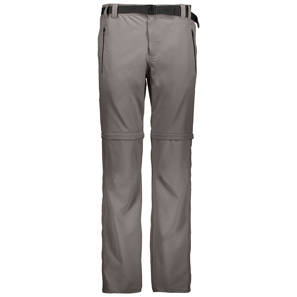 Cmp Zip Off Pant Pants XL Tortora