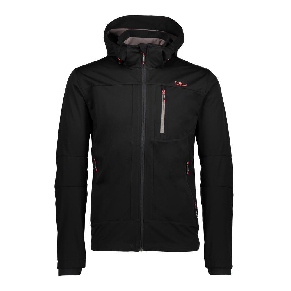 Cmp Zip Hood Jacket XXXXL Nero