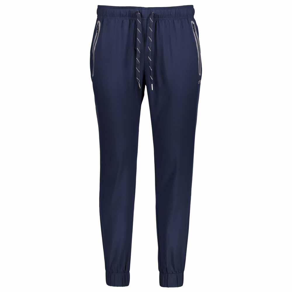 Cmp Man Long Pant XXXXL Black Blue