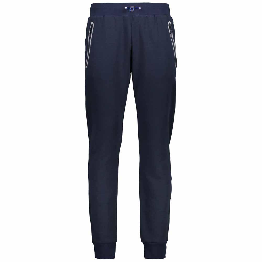 Cmp Man Long Pant XXXL Black Blue