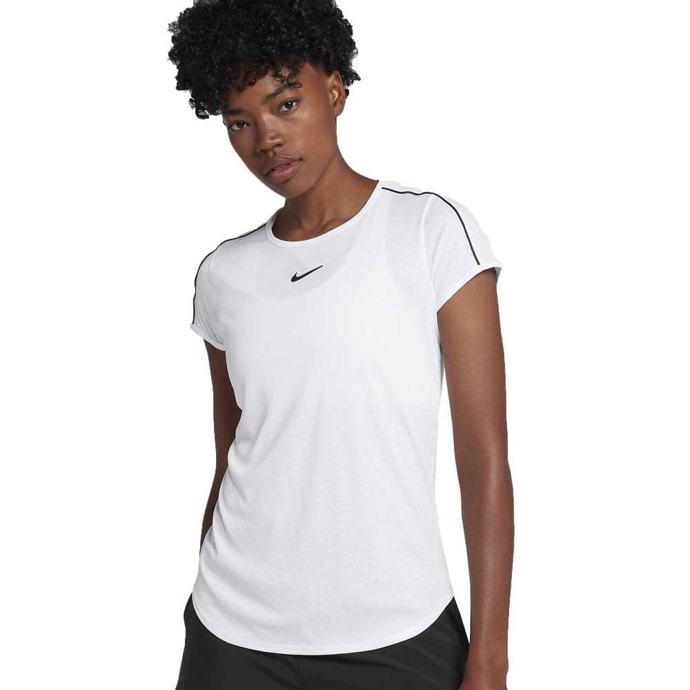 Nike Court Dri Fit XL White / Black / Black / Black