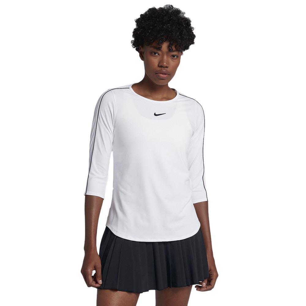 Nike Court L White / Black / Black / Black