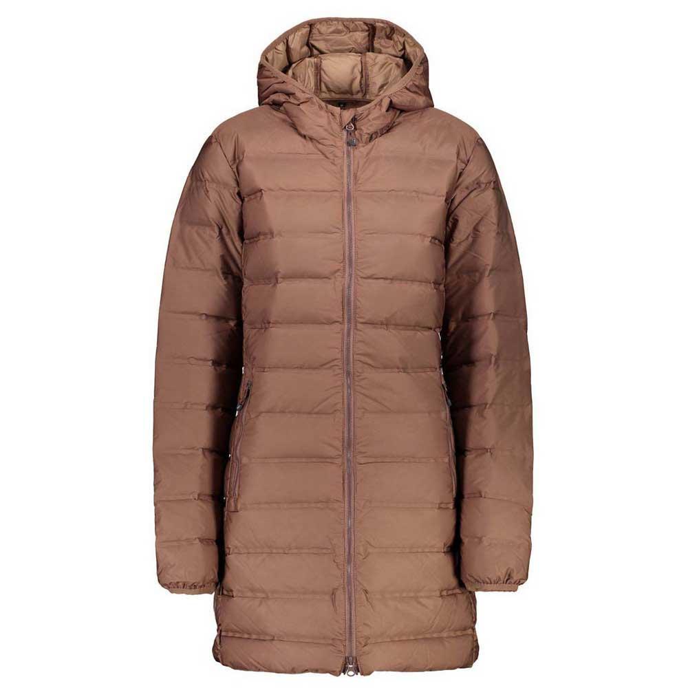 Cmp Parka Fix Hood XL Toffe / Wood