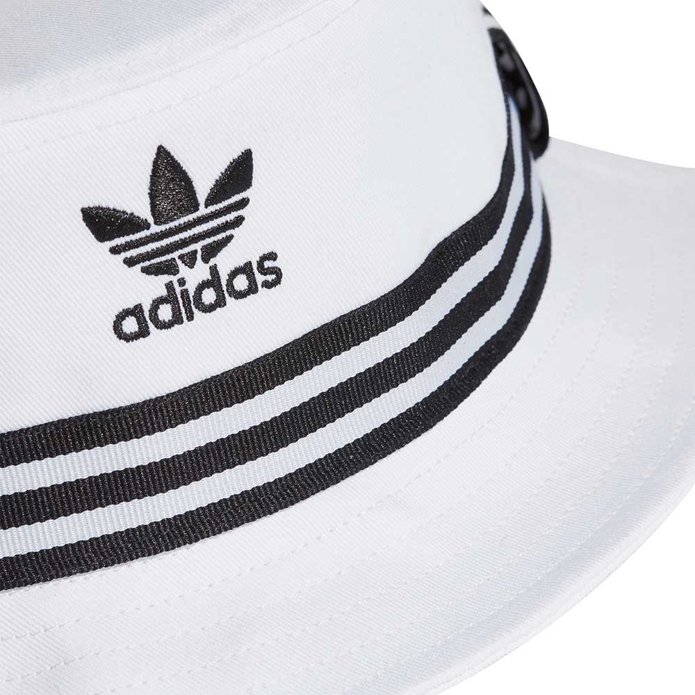 cb9c15cf60d Adidas-Originals-Bucket-Ac-White-Black-Caps-and-