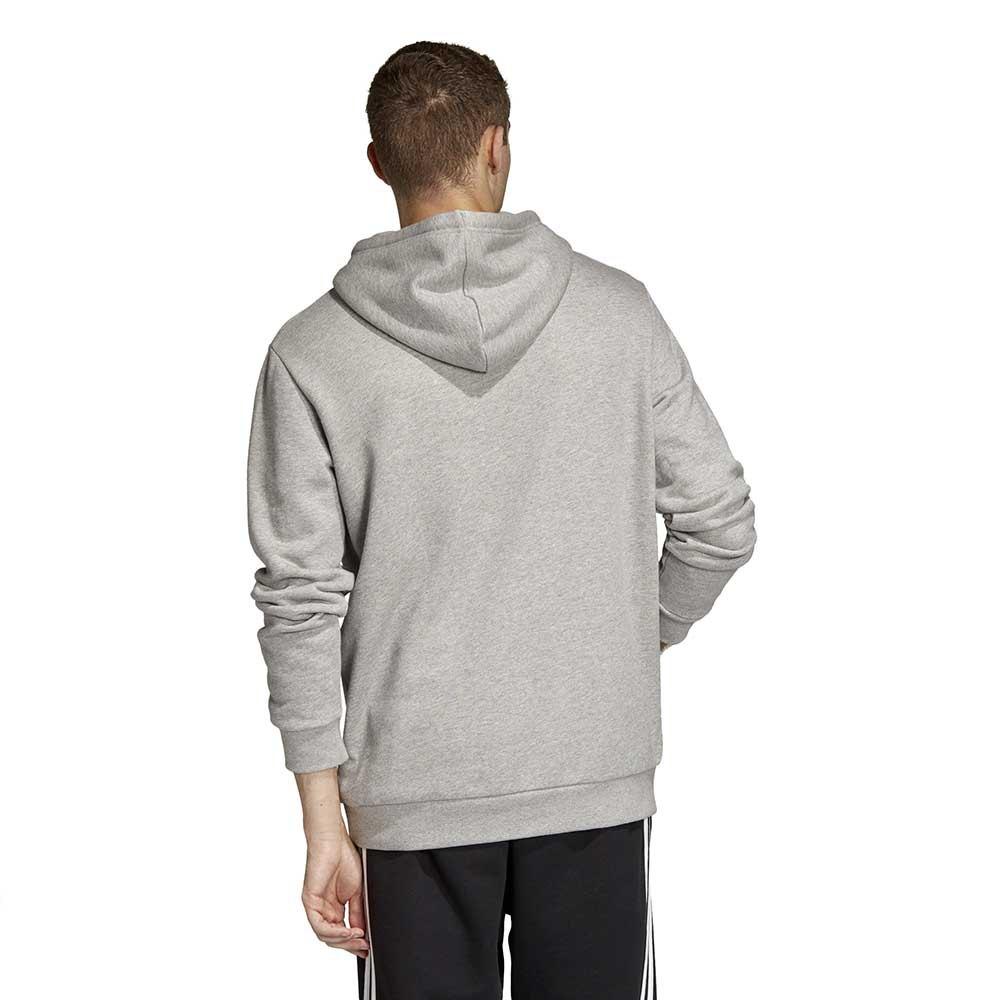 Trefoil Grigio Adidas UomoModa Felpe Dettagli T49548 Hoodie