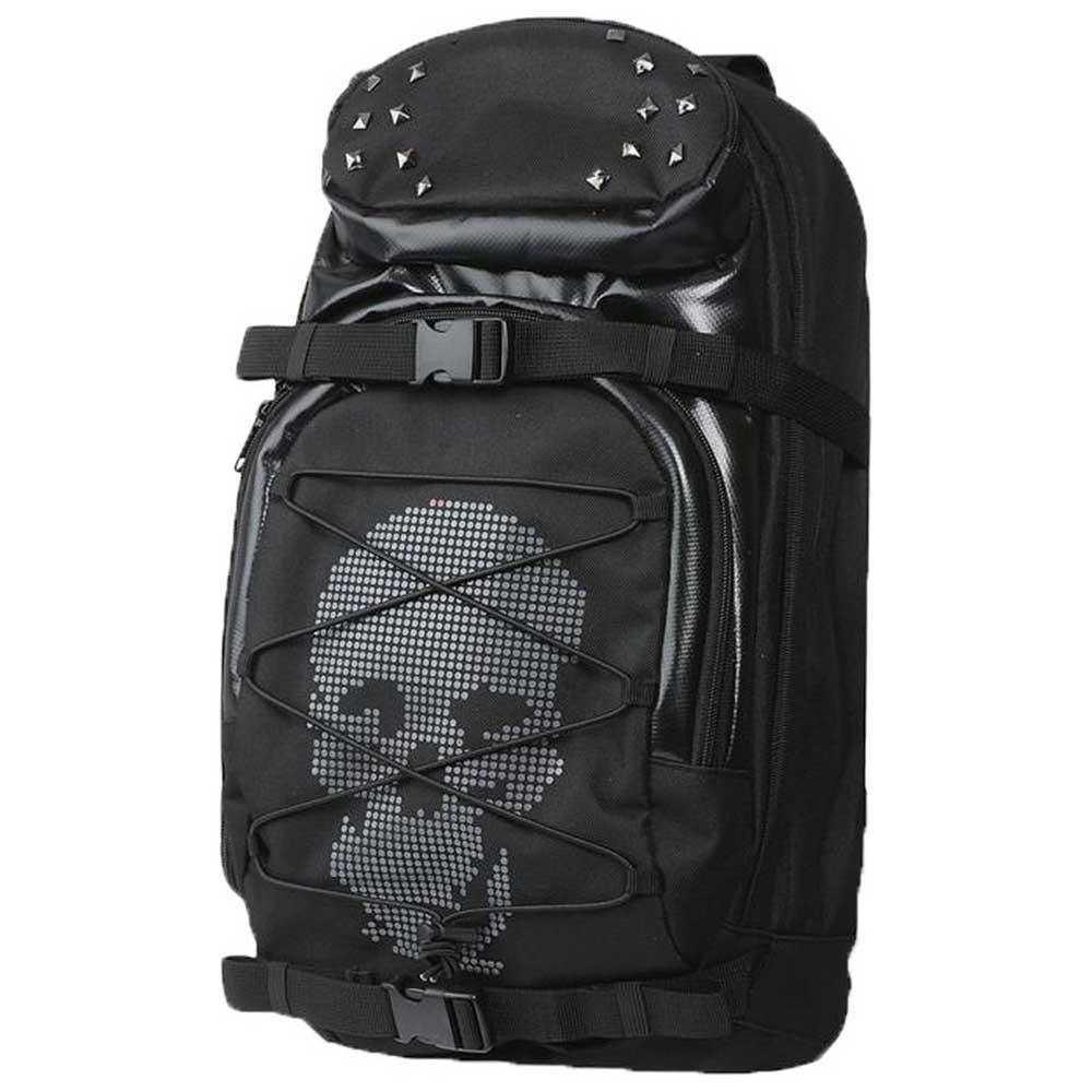 Level Sac à Dos Freeride Skull 20l One Size Black