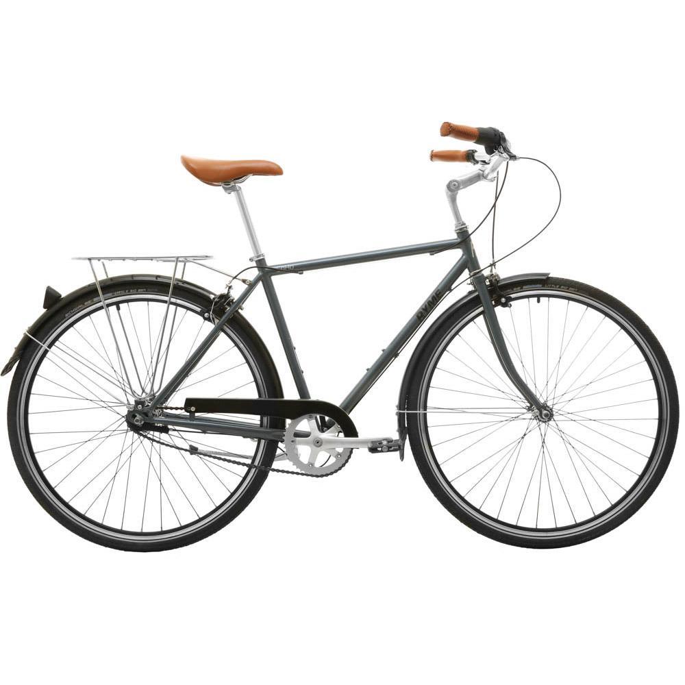 Rymebikes Soho 54 Grey