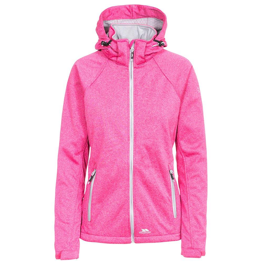 Trespass Angela Tp75 Jacket XL Pink Lady Marl