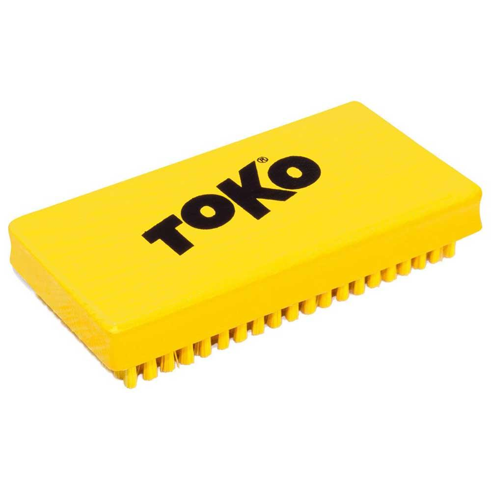 Toko Polishing Brush Liquid Paraffin 12 mm Yellow