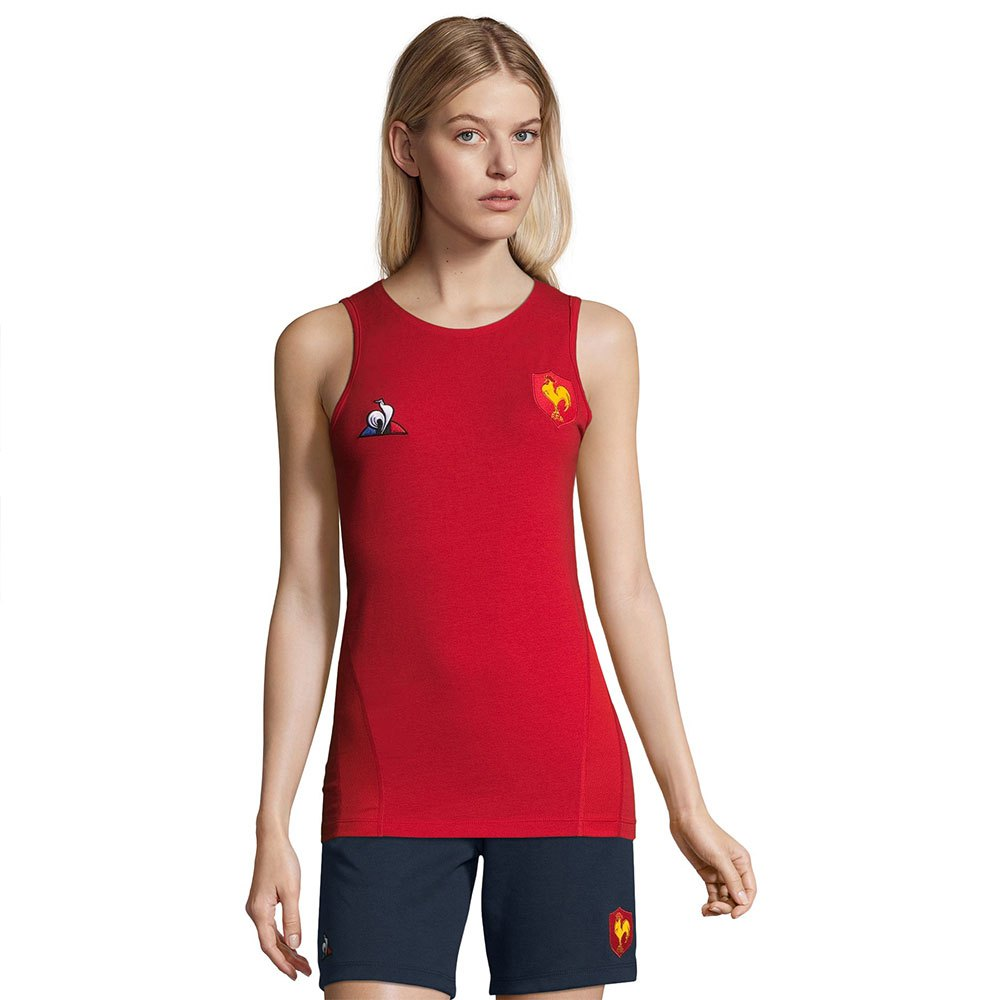 Le Coq Sportif France Training 2018 M Pur Red