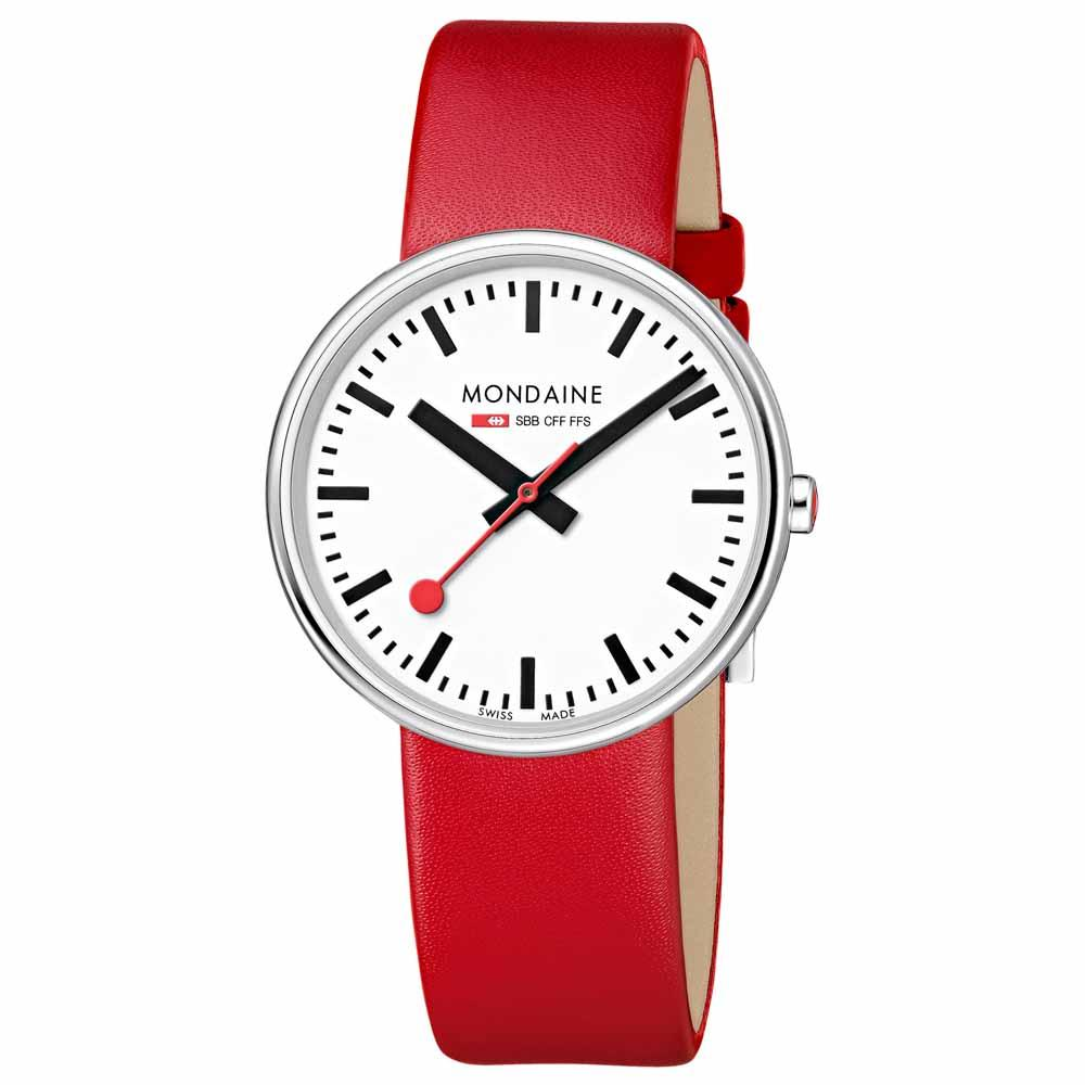 mondaine-giant-backlight-35-mm-white-red-leather