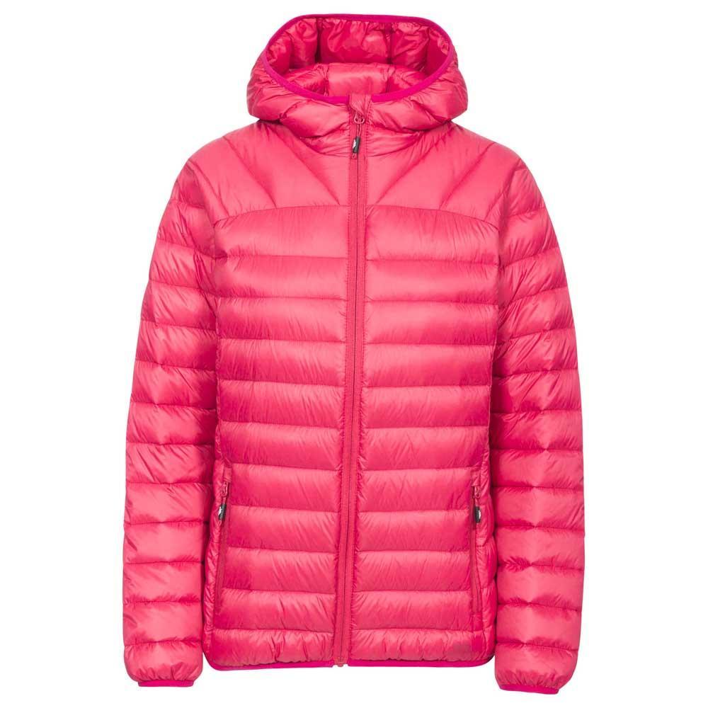 Trespass Trisha Down Jacket XL Pink Lady