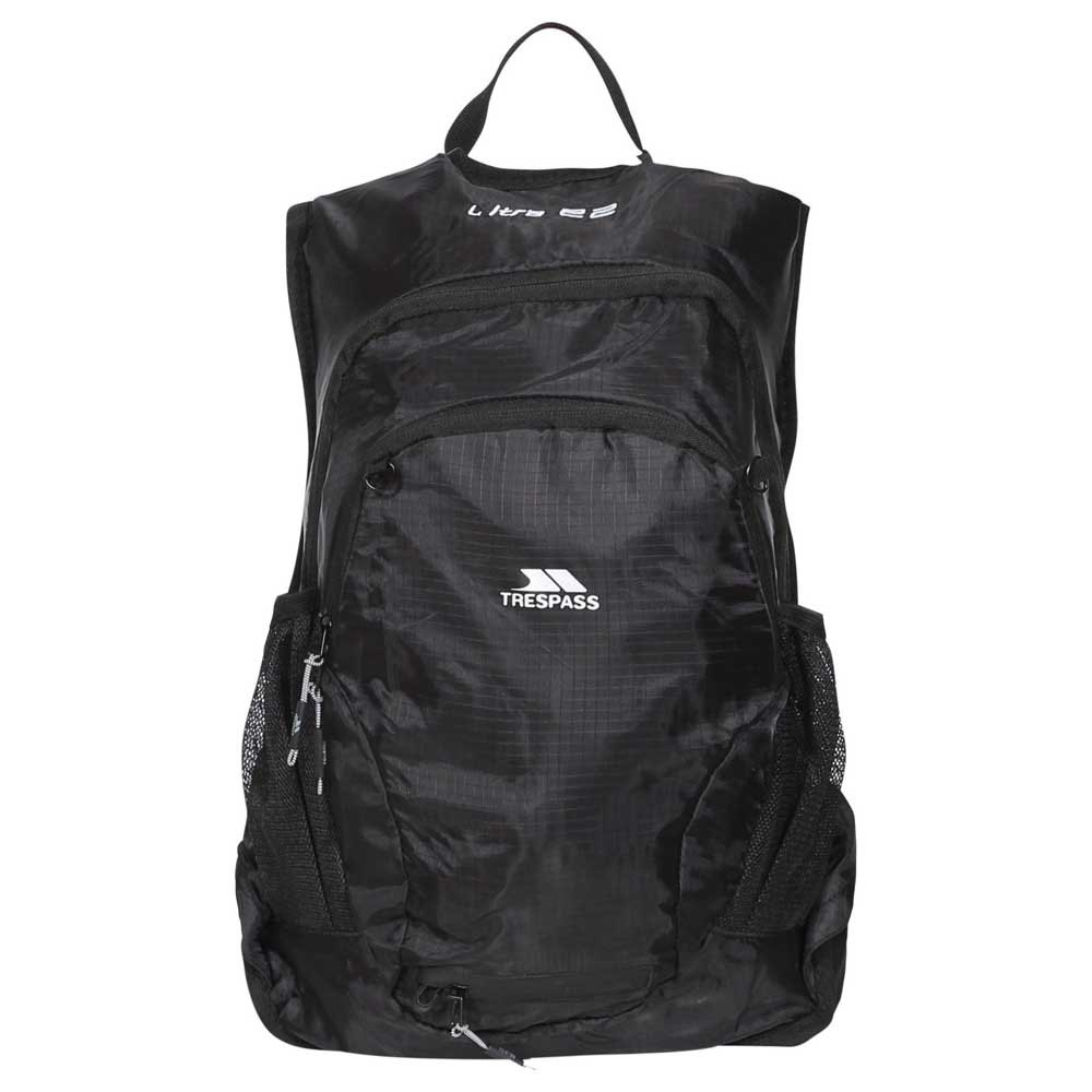 Trespass Ultra 22l Backpack One Size Black