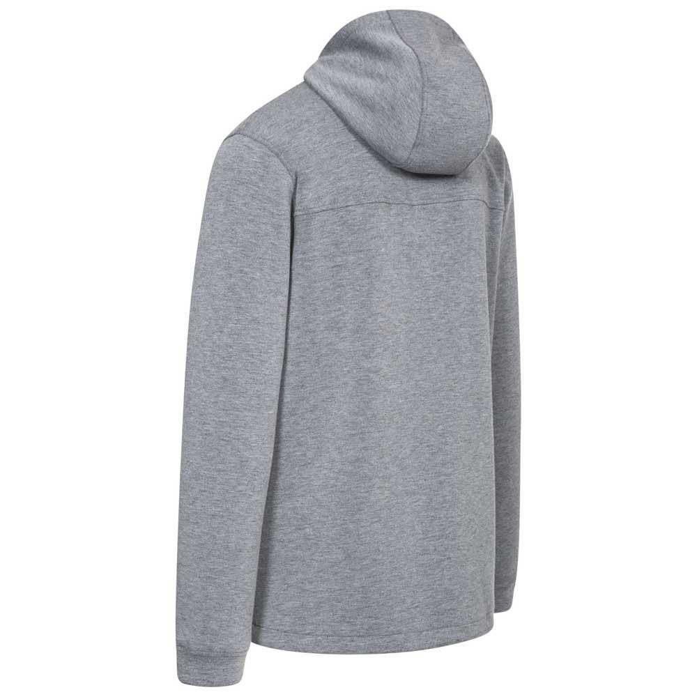 Uomo Felpe Marl Dlx Trespass Montagna Grey Abbigliamento Vega qw1Zg0ZH