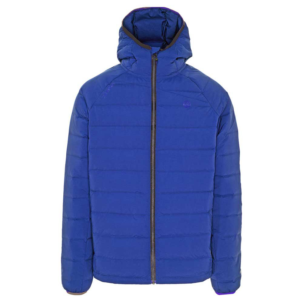 Ternua Nuptse Down Hooded S Bright Clematis