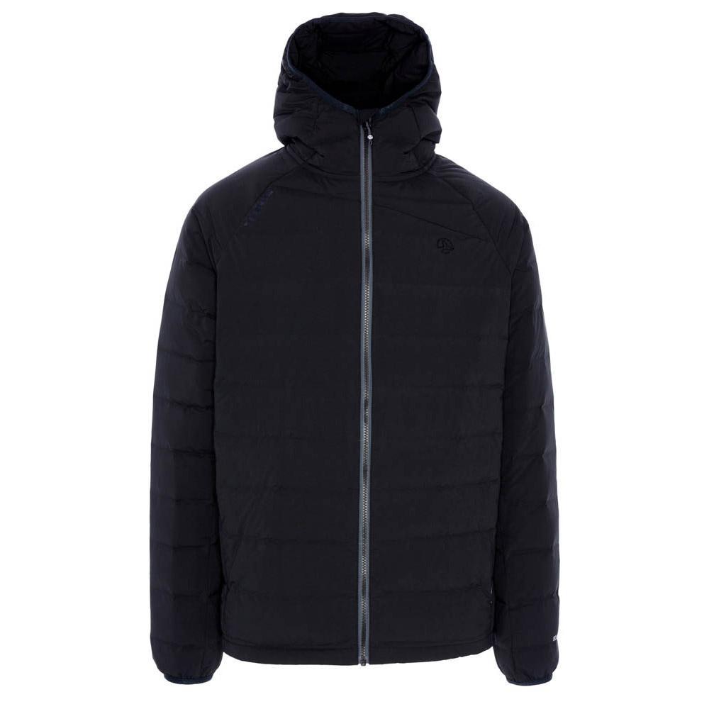 Ternua Nuptse Down Hooded S Black