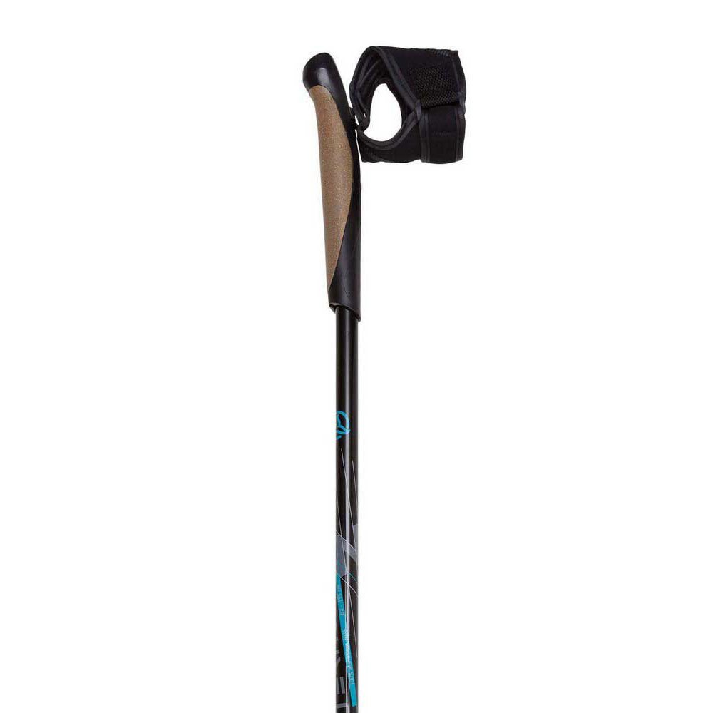 Ternua Walking 1 Unit 60-130 cm Black / Duck Blue