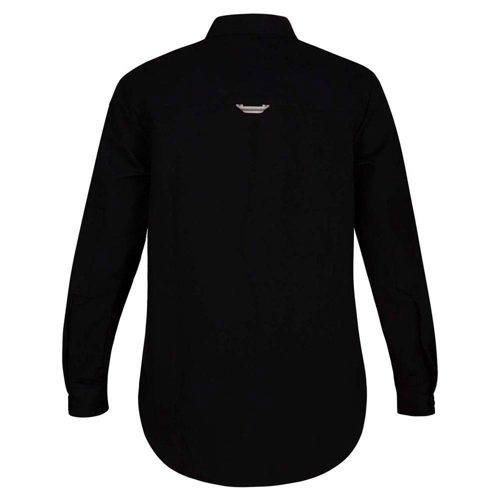 Wilson Chemises Hurley Vêtements Sports Femme Black Shacket Tww1xfWqa
