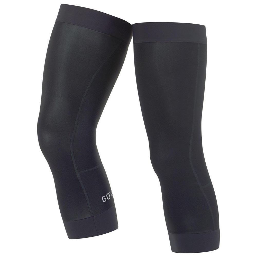 Gore® Wear C3 Thermo Knee Warmers XS-S Black