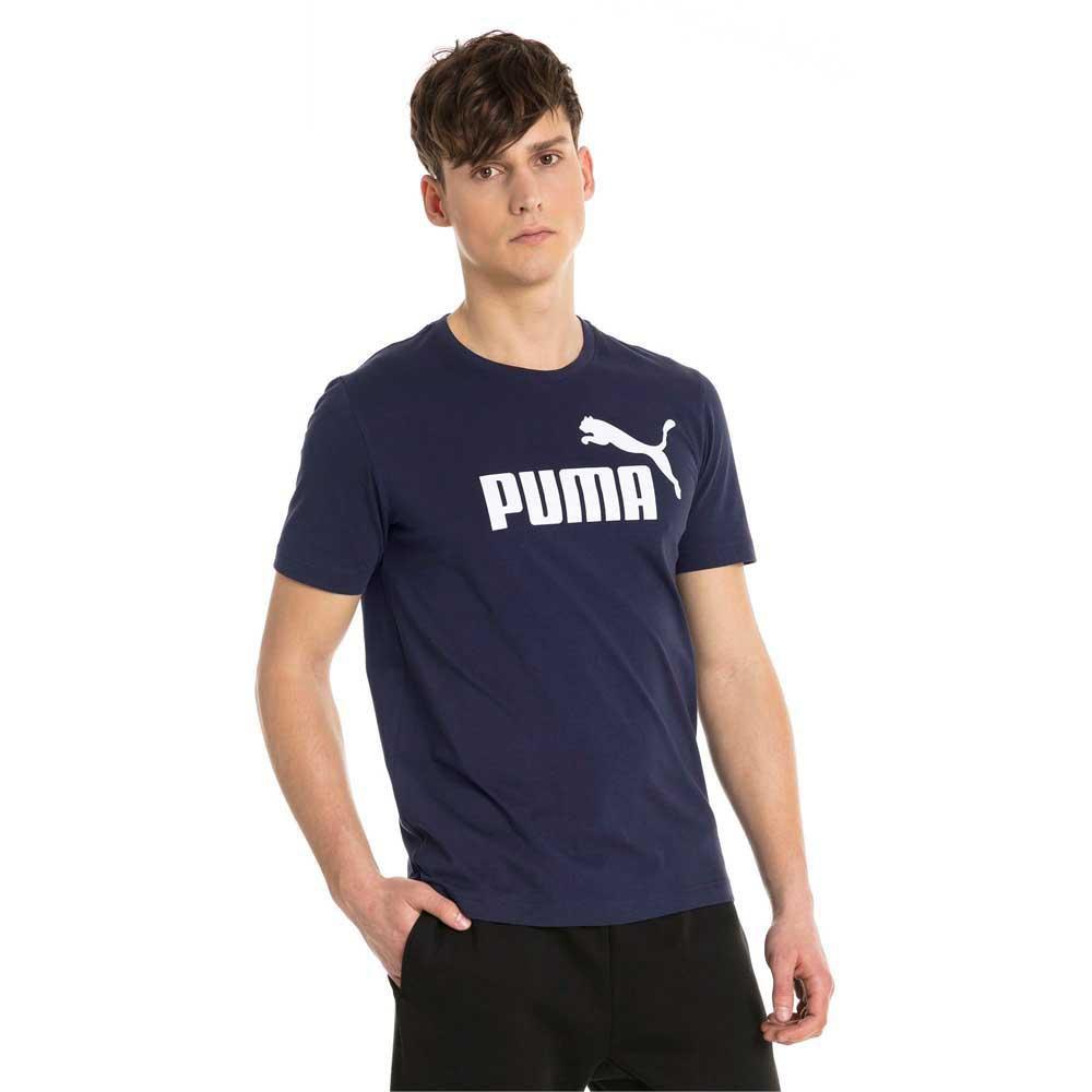 Puma Ess Logo S Peacoat