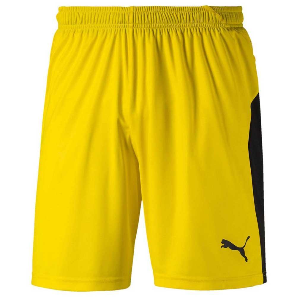 Puma Liga S Cyber Yellow / Puma Black
