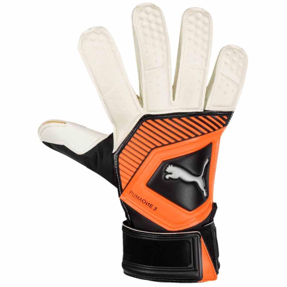 Puma One Grip 3 Rc 6 Puma White / Shocking Orange