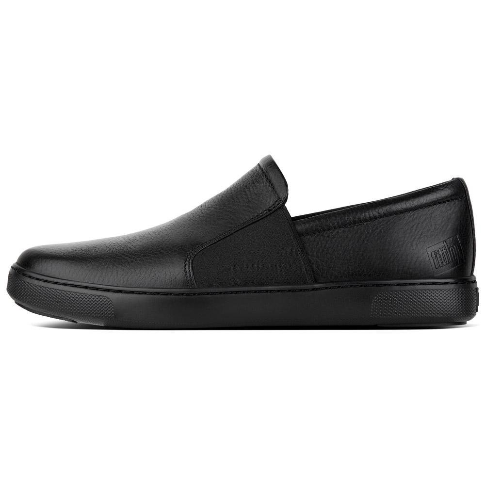 ae655136c67 Fitflop-Collins-Slip-on-Black-Shoes-Fitflop-fashion-