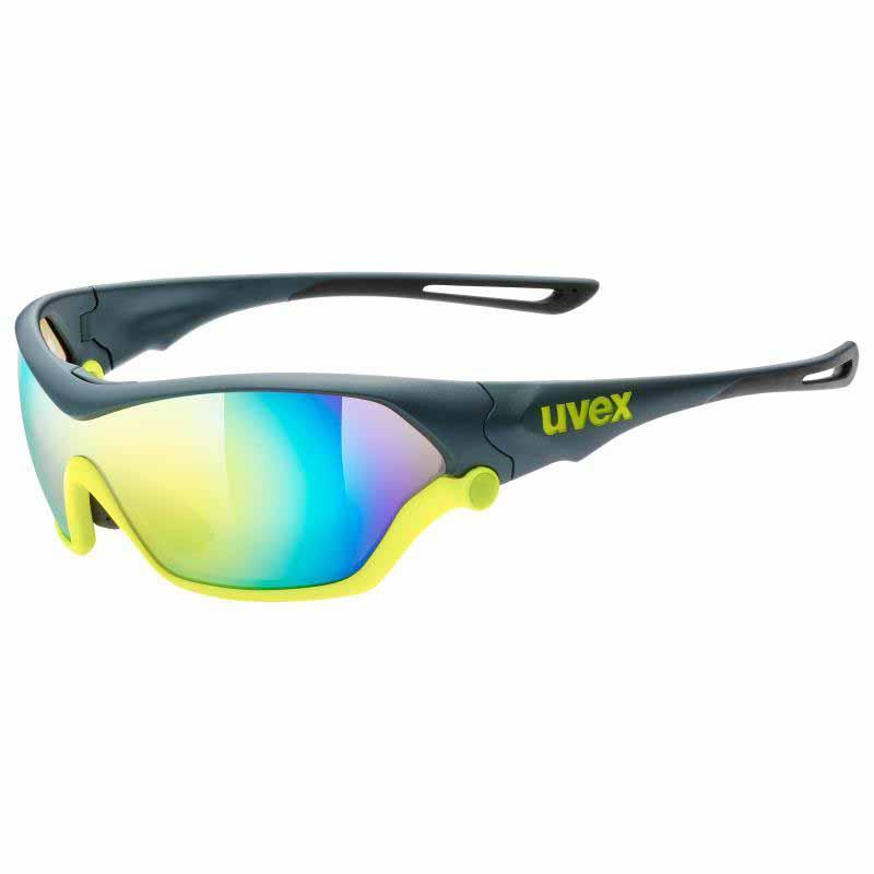 Gafas Uvex Sportstyle 221 Negro-Amarillo 2017