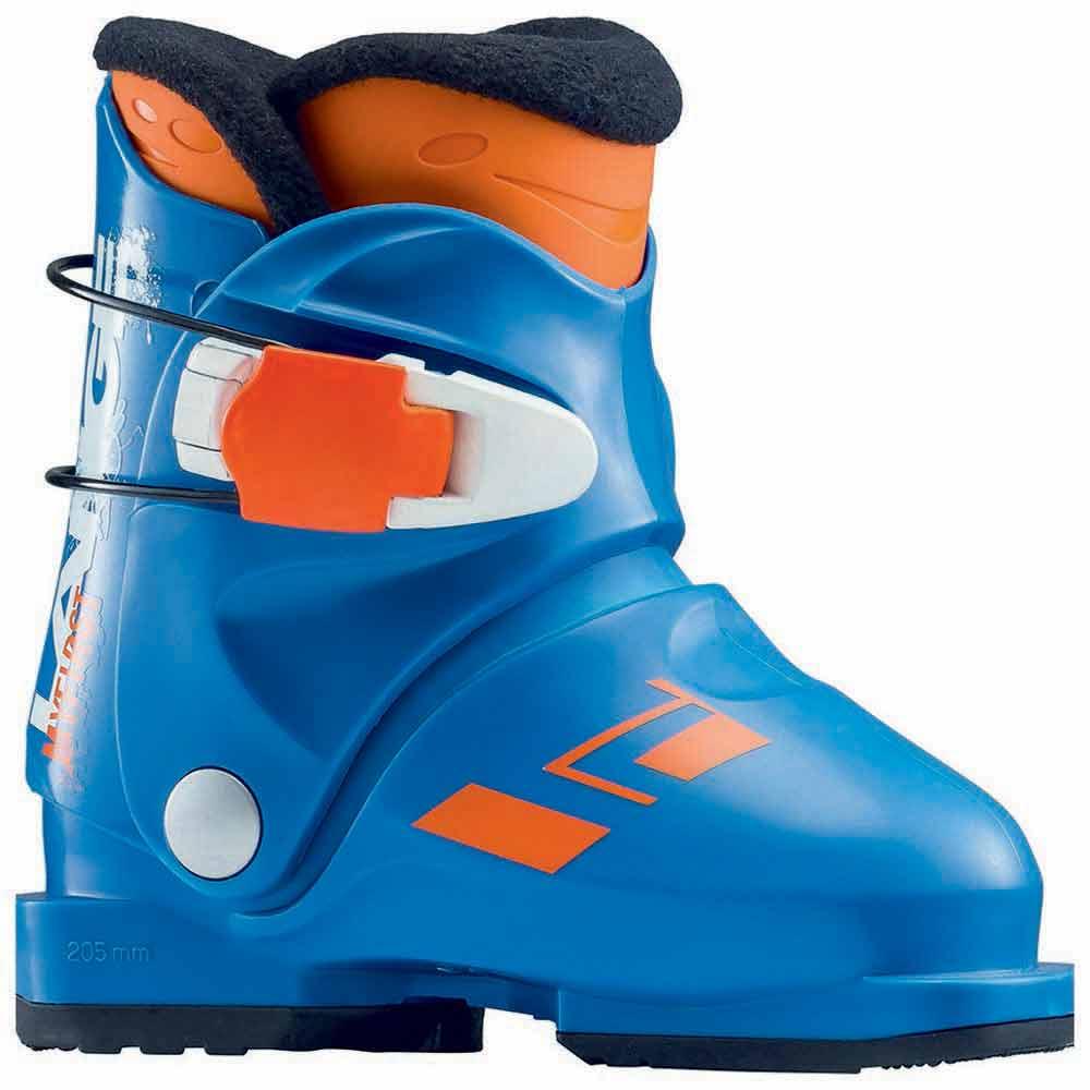 Lange My First Alpine Ski Boots 20.5 Power Blue