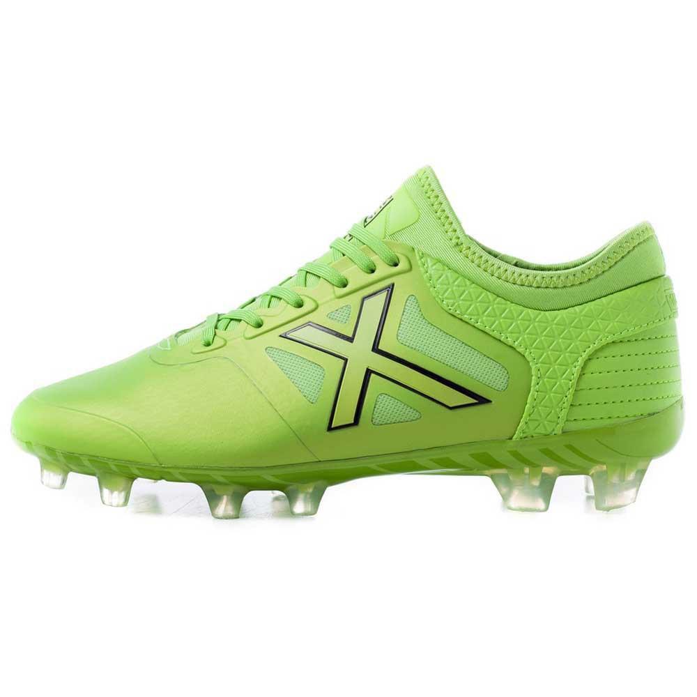 Munich Tiga Fg/ag Football Boots EU 40 Green