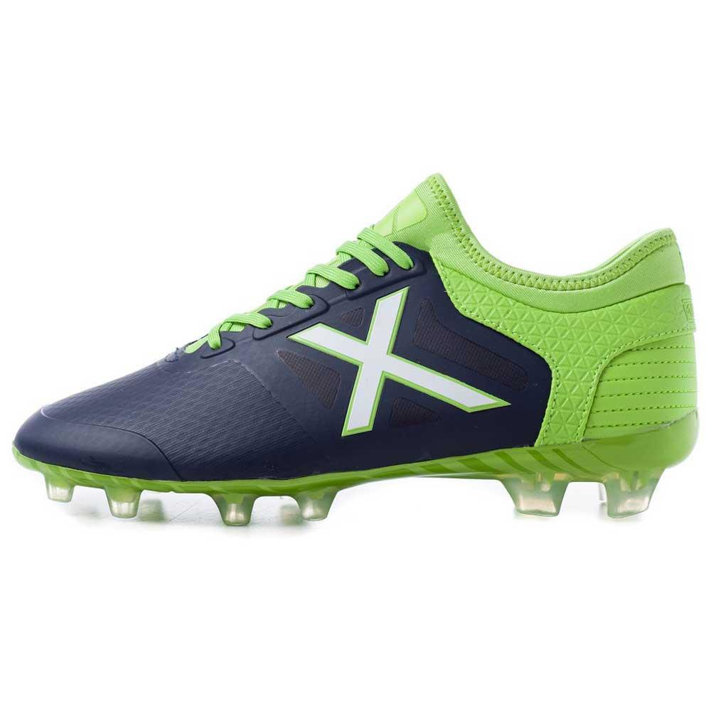 Munich Tiga Fg/ag Football Boots EU 40 Navy / Green