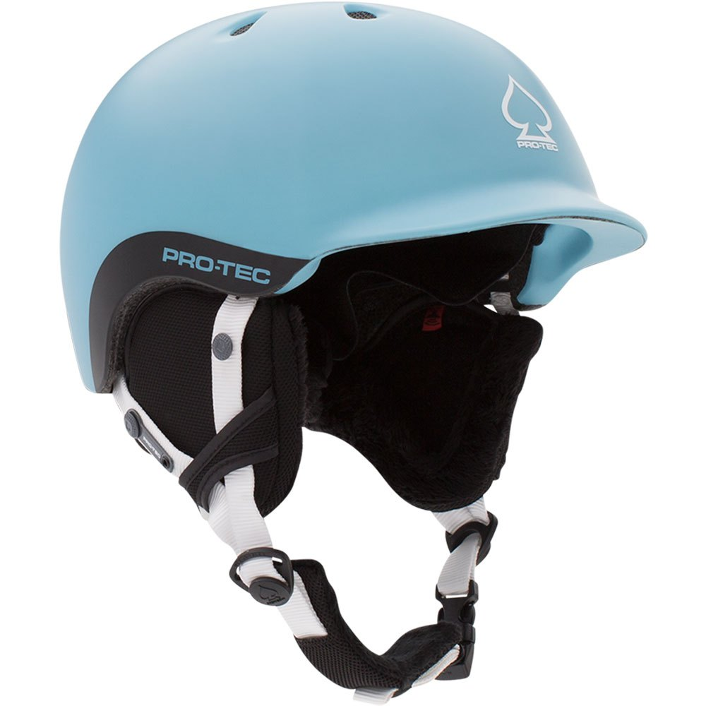 Pro-tec Riot Certified Twist Fit System Helmet S Matte Blue