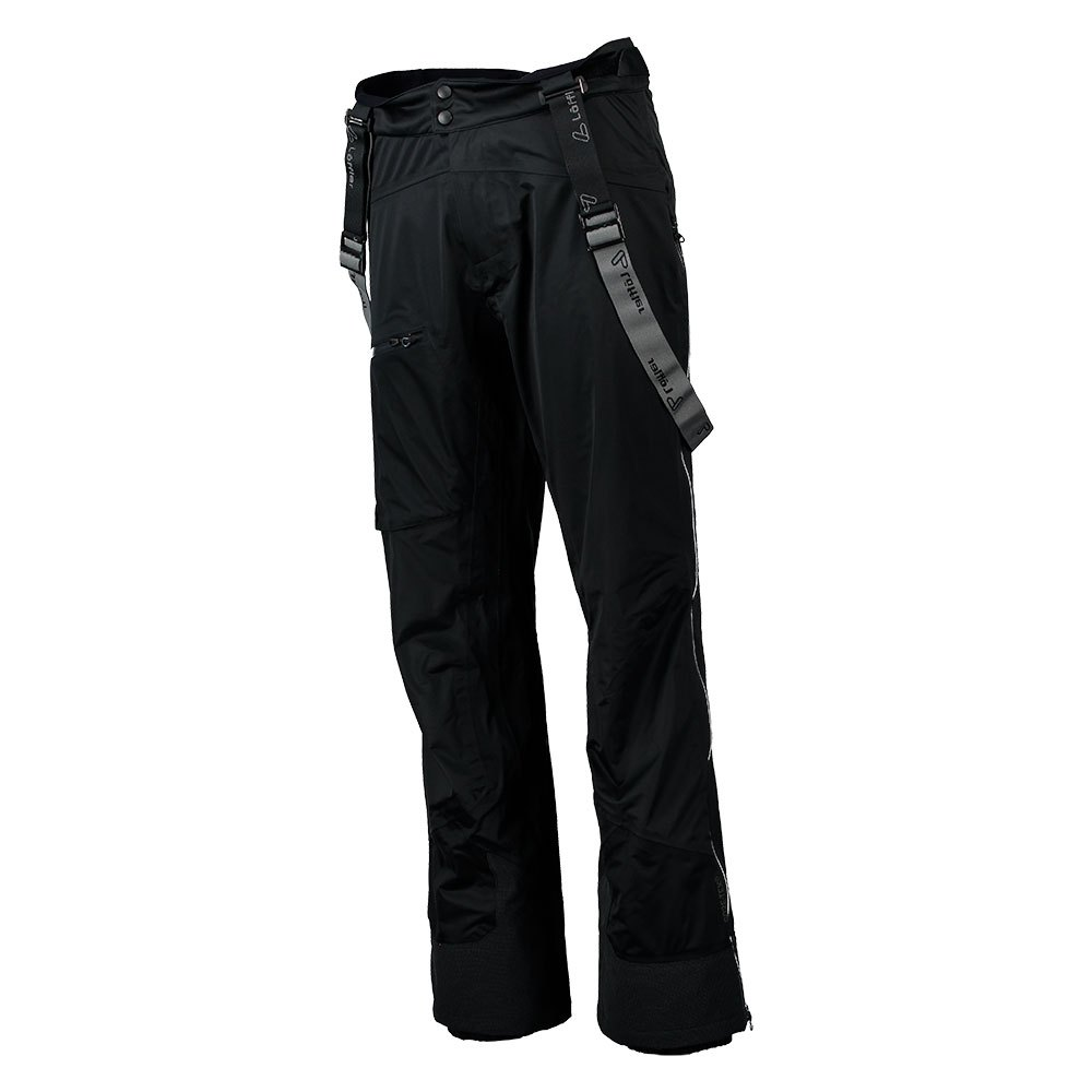 loeffler-goretex-touring-bib-pants-xl-black