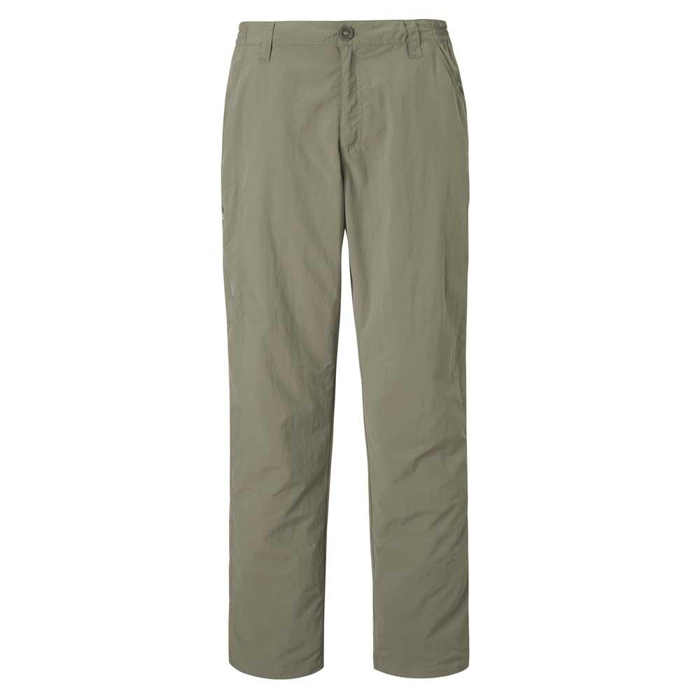 Craghoppers Nosilife Trousers 33 Pebble