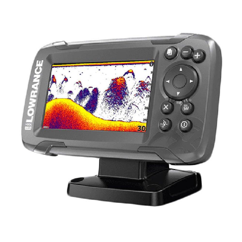 Lowrance Hook2-4x Gps All All All Season Pack Eu schwarz   grau  Navigationsgeräte 70e875