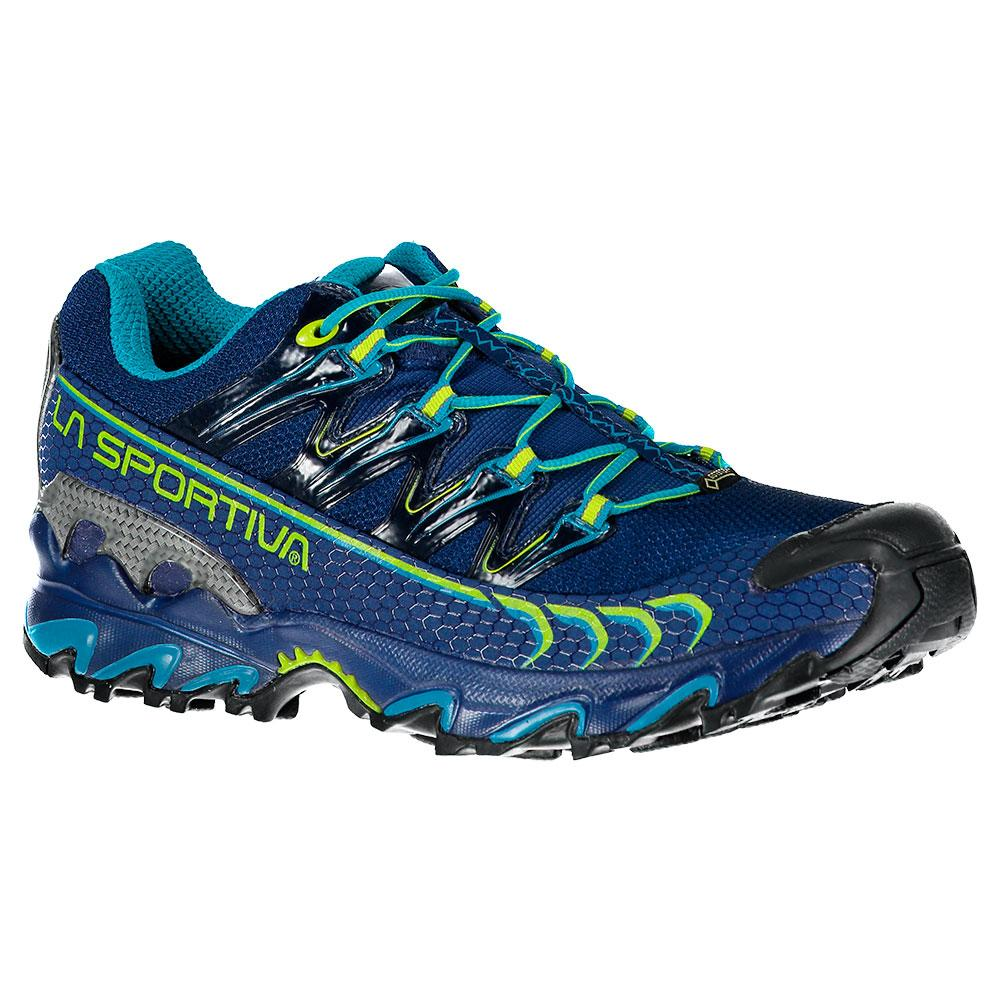 La Sportiva Ultra Raptor Goretex EU 41 Indigo / Apple Green