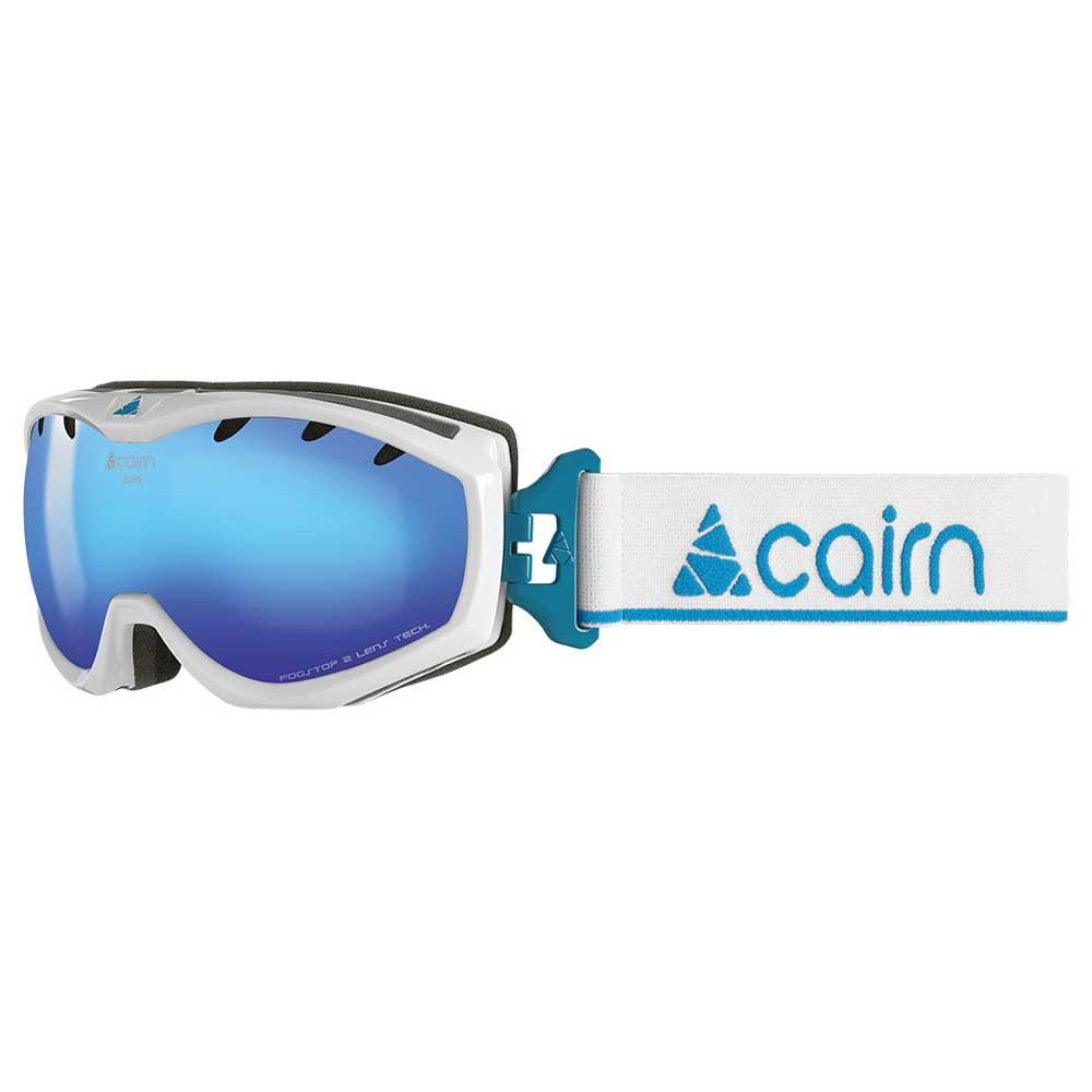 Cairn Cairn Cairn Jam Spx3i Shiny Blanco / Azul , Mascaras de Ventisca Cairn , esqui 7e796b