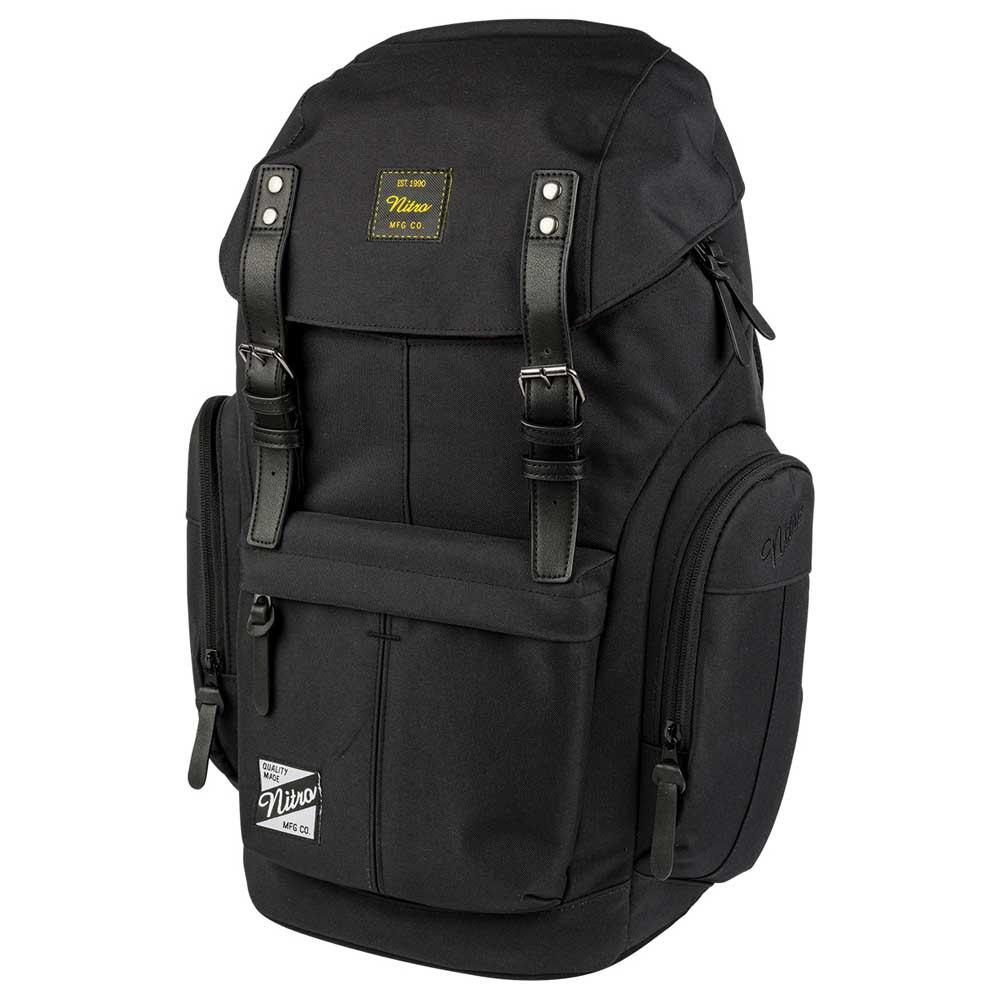 Nitro Sac à Dos Daypacker 32l One Size True Black